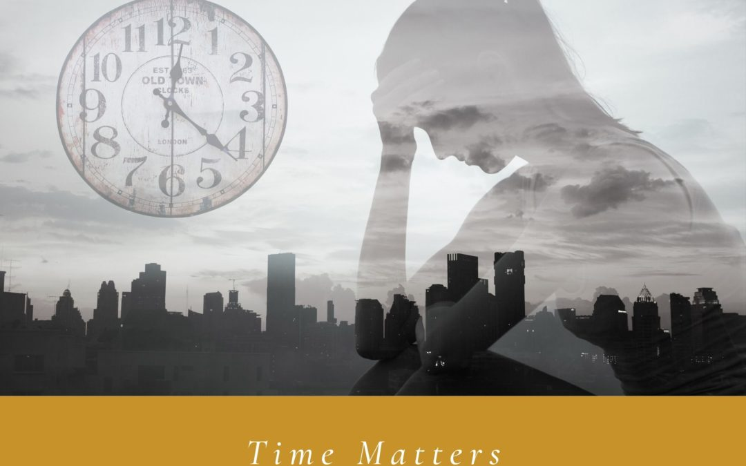 Work-Life Balance:  Time Matters (Part 1 of 3)
