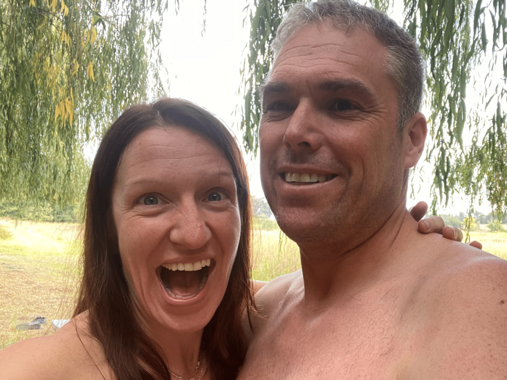 The Naked Lawyer - When I met my Judge!