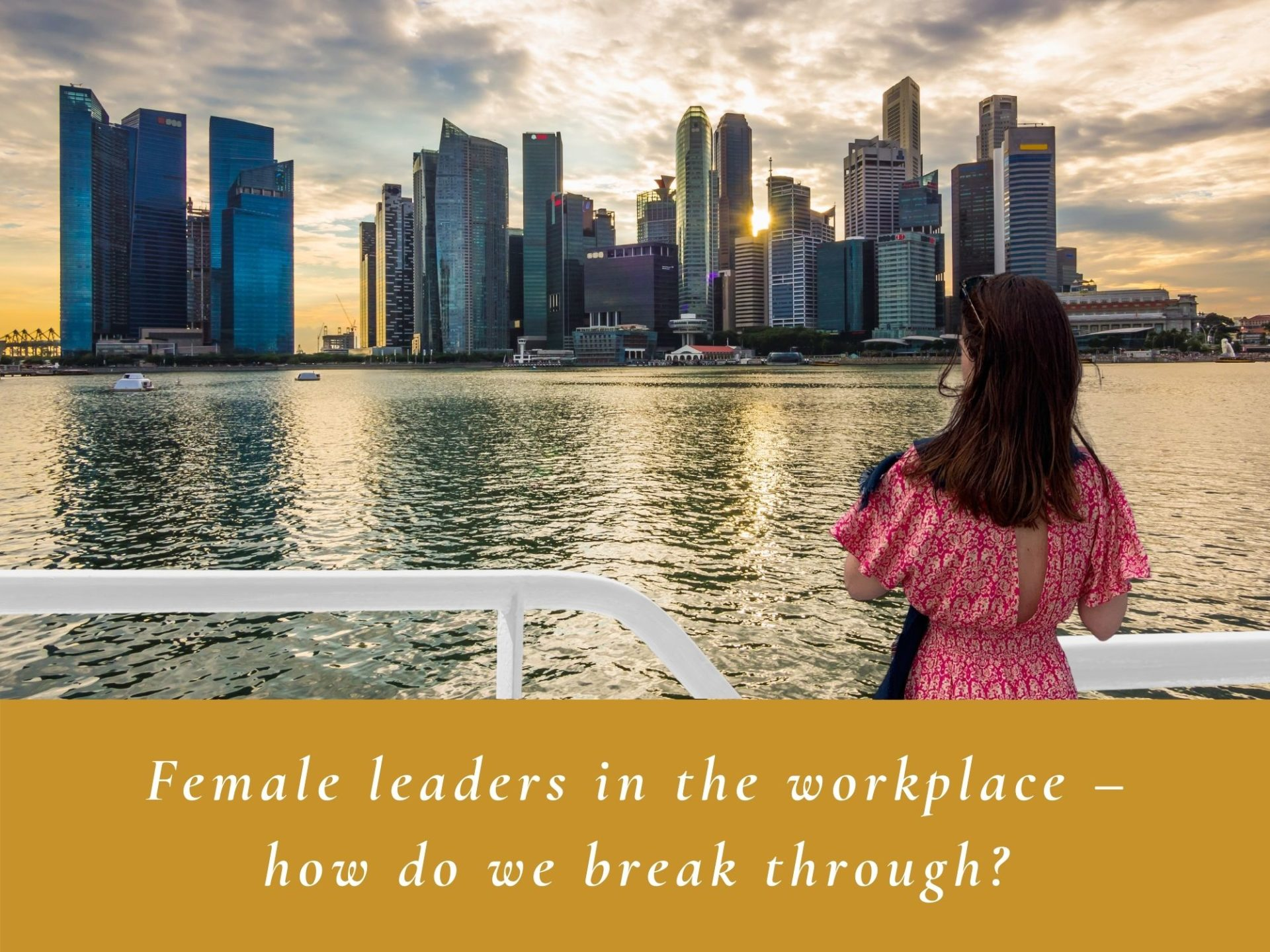 female leaders in the workplace - BRAVING BOUNDARIES