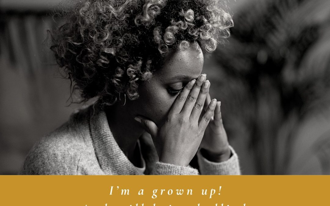 I'm a grown up! – And still being bullied….